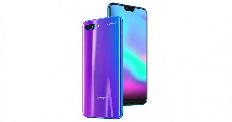 HONOR 10VIEW