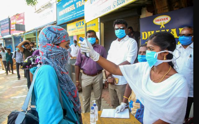 Tamil Nadu in Corona Checkup