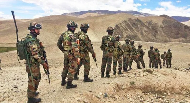 Indian Army Ladakh