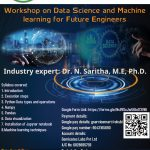 Five days Workshop on Data Science and Machine learning for Future Engineers